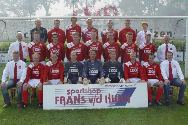 BAS 1 Seizoen 2004/2005